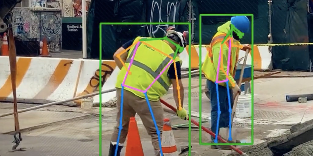 Computer vision in construction industry