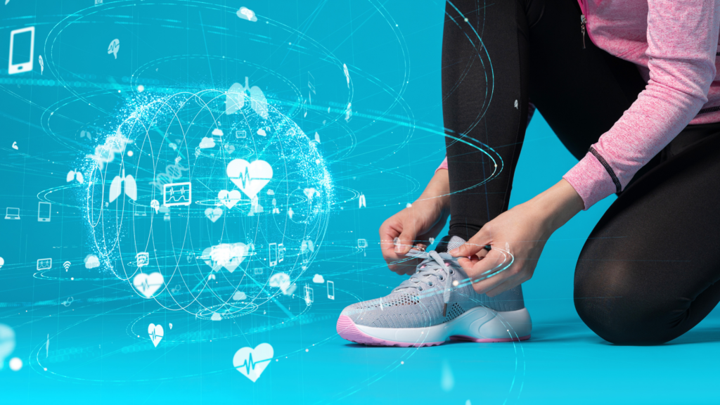 AI innovative fitness solutions for home training and fitness centers