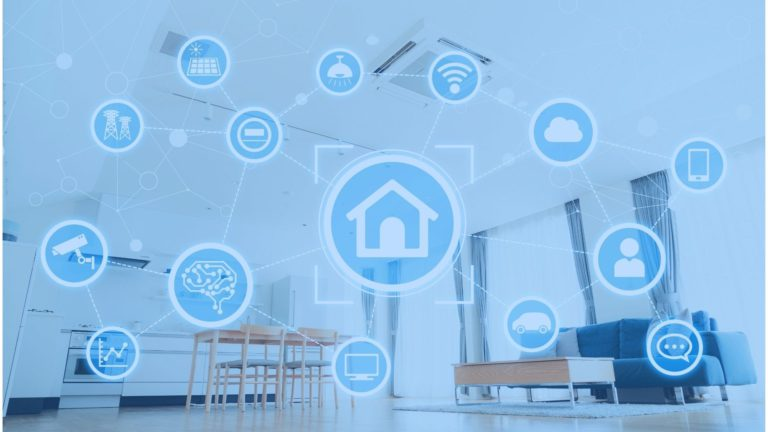Smart home security and comfort
